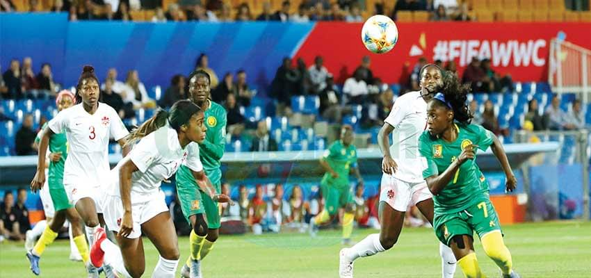 FIFA-France 2019: des regrets pour les Lionnes