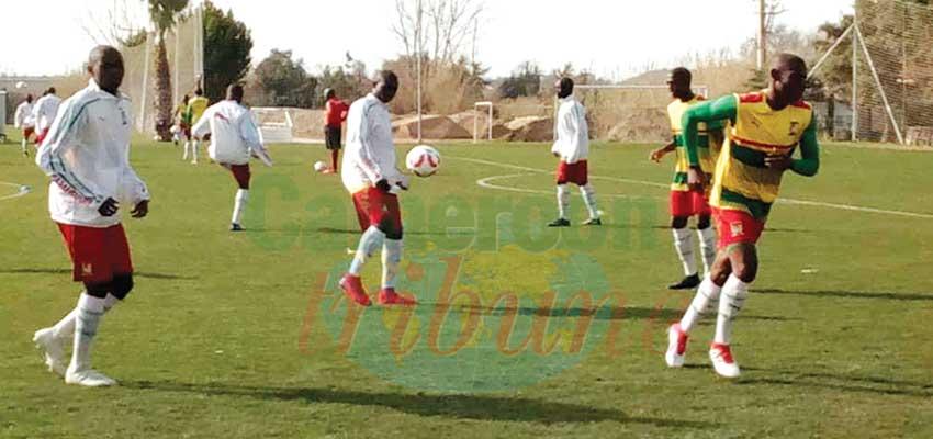 CAN-U17: les Lions cadets en Turquie