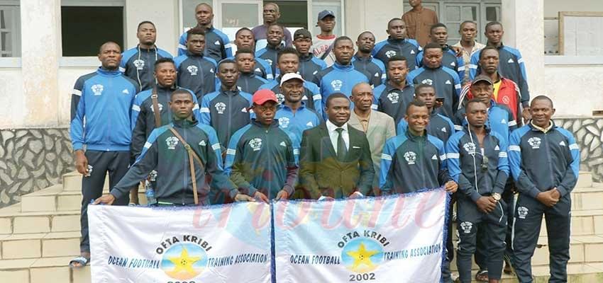Image : Interpoules 2018: Ofta de Kribi et As Fap de Yaoundé en Elite two