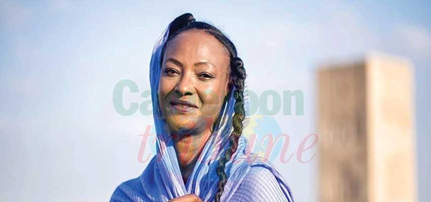 La réalisatrice et journaliste nigérienne, Rahmatou Keïta, était récemment au Cameroun pour partager sa riche expérience.