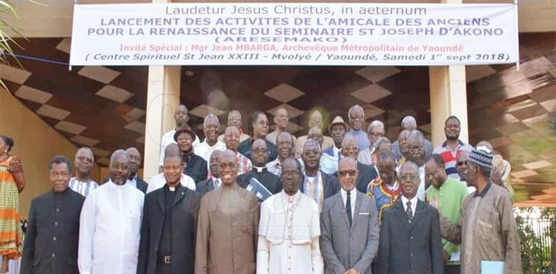 Image : Petit séminaire St Joseph d'Akono: une amicale pour accompagner son fonctionnement