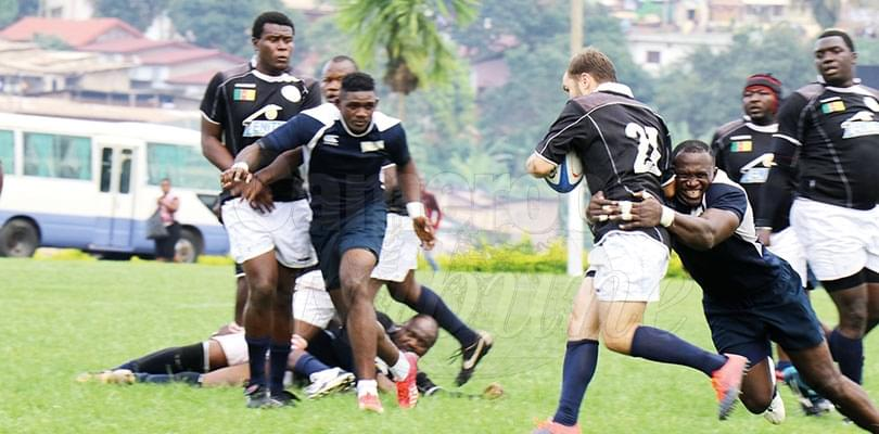 Image : Rugby Championship : Addax Douala Emerges Winner