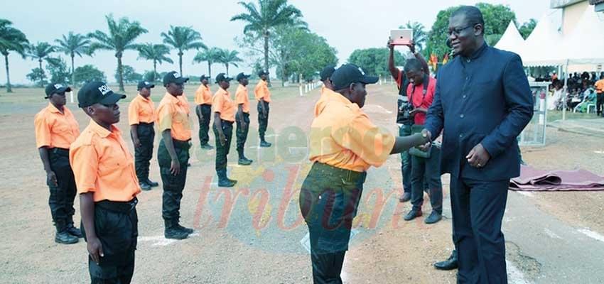 Police municipale : 157 nouveaux agents opérationnels