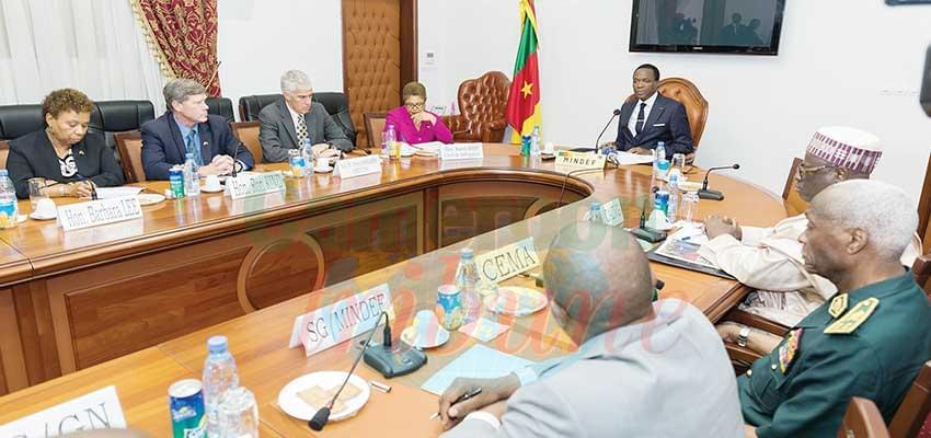 Le Cameroun et les Etats-Unis unissent leurs forces pour que la sécurité règne.