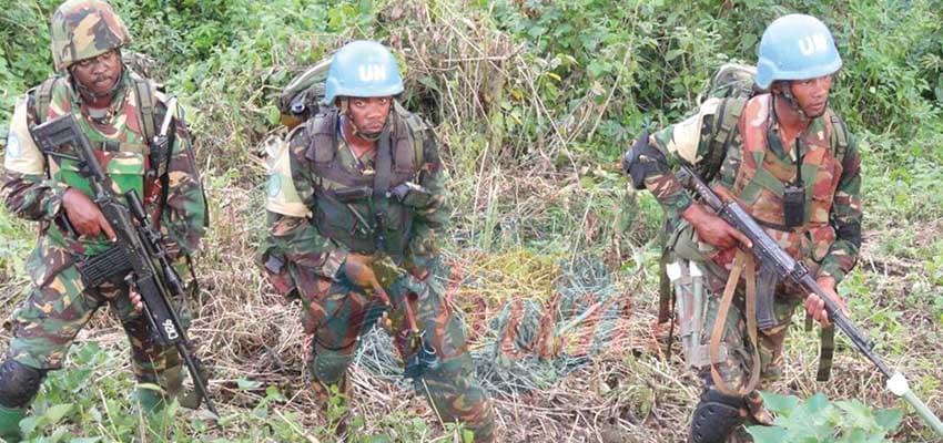 FARDC et MONUSCO pour traquer les ADF dans le Nord-Kivu.
