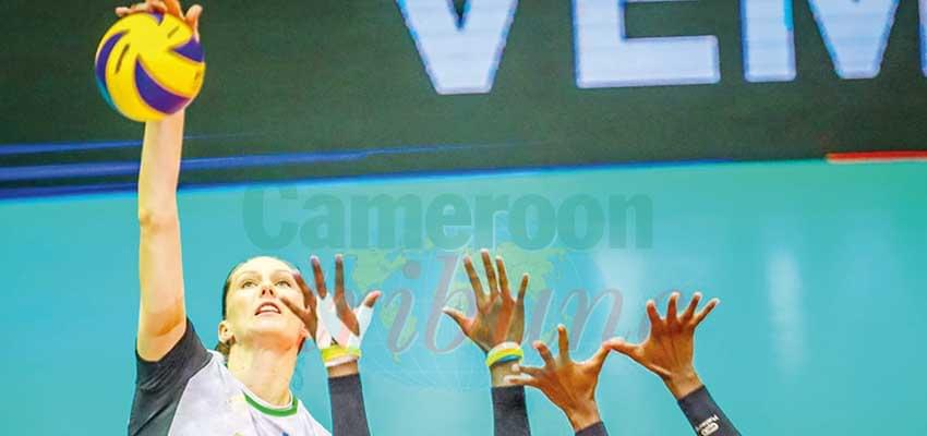 Tournoi intercontinental de volley-ball féminin : filet trop haut pour les Lionnes