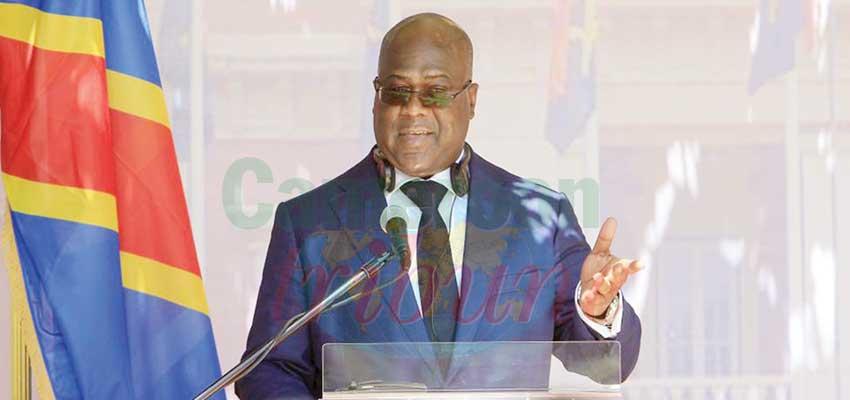 L'ambitieux programme de Tshisekedi