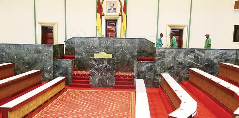 Image : Parlement: ç'est la rentrée de novembre