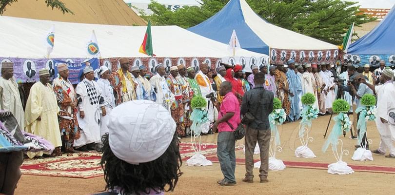 Image : Ngaoundéré: le kick-off du quinté