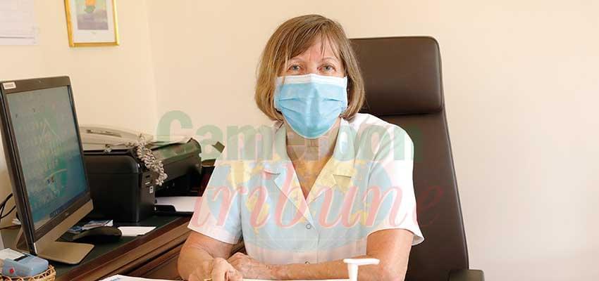Dr Michèle Tagni-Sartre, directrice général du Centre médical La Cathédrale.