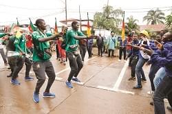Yaoundé a célébré ses champions