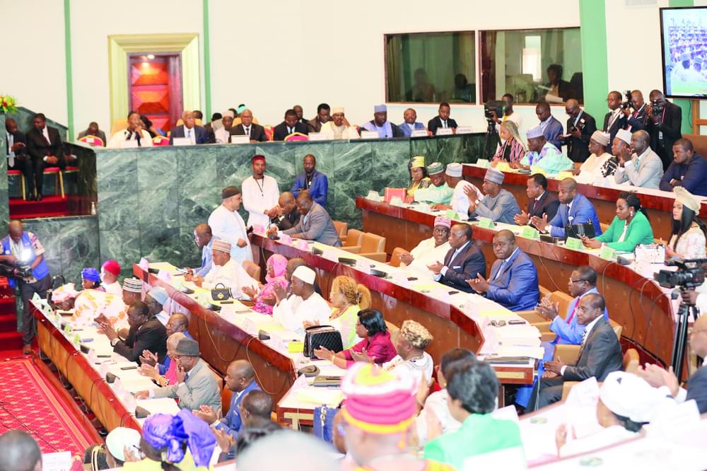 National Assembly : Peculiarities of Bureau Election