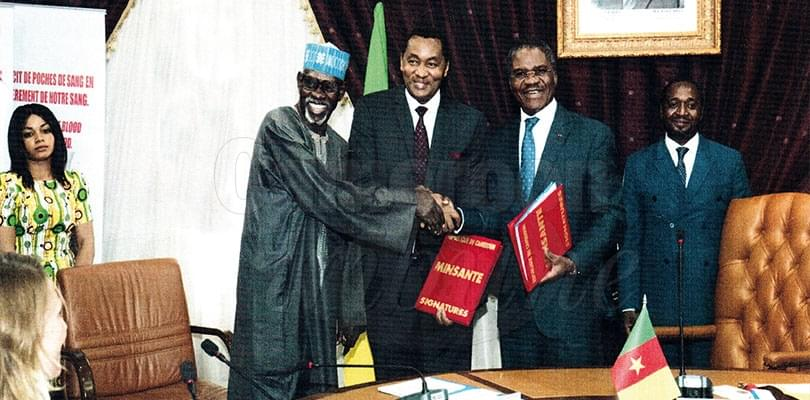Image : Transfusion sanguine: un Centre national annoncé au Cameroun