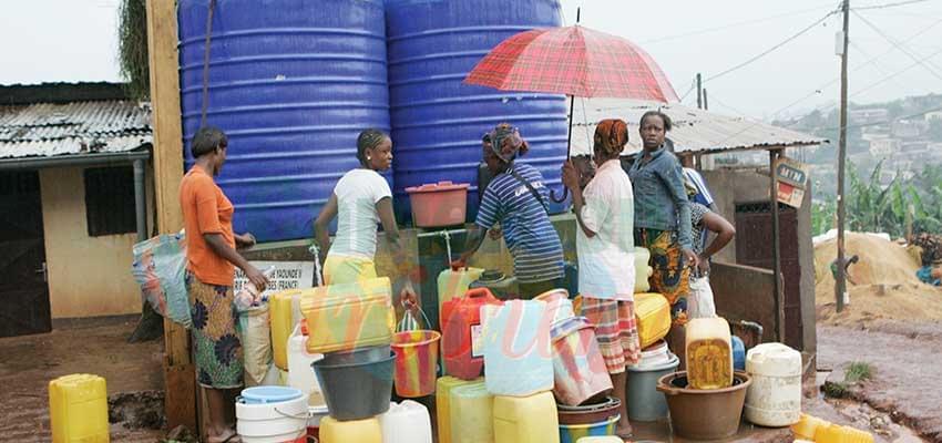 Accès à l'eau potable : 6 000 branchements annoncés
