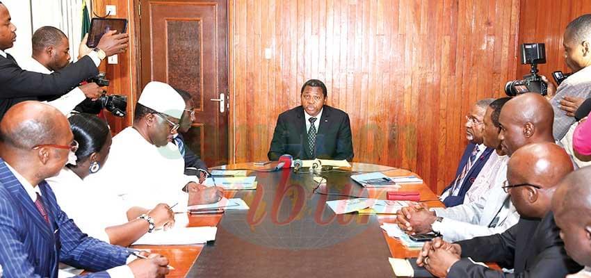 Le gouvernement veut des élections législatives et municipales sans anicroches