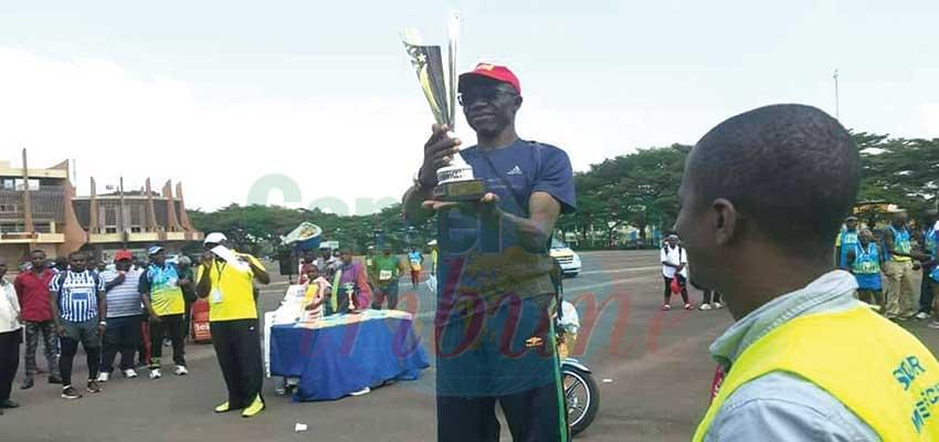 Nkul-Nnam Masters Athletics : Tanda Thomas, Zebaze Helen Champions