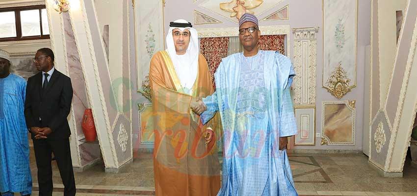 Le nouvel ambassadeur a résidence à Abuja au Nigéria.