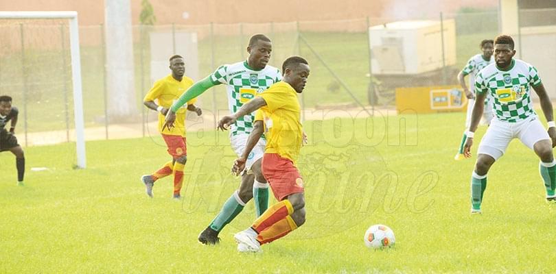 Image : Coupe du Cameroun de football: la finale tout au bout