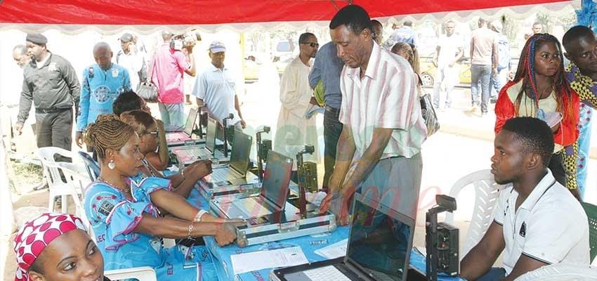 Image : Révision des listes électorales: Elecam se met en jambes