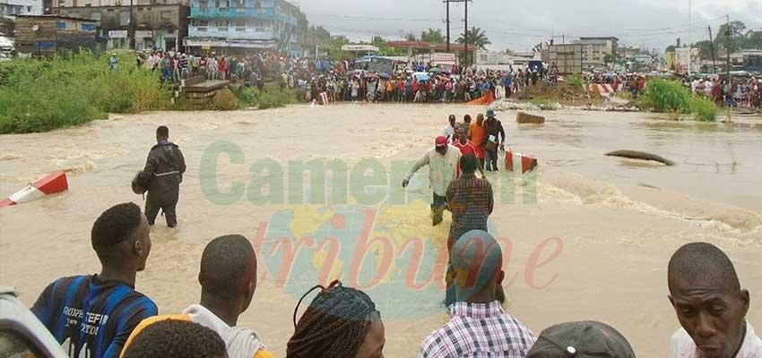 Image : Construction of Drainages in Douala: CUD Calls for Participative Management