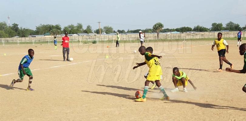Image : Football jeunes: l'Anafoot recrute à l'Extrême-Nord
