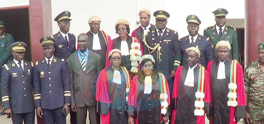 The newly promoted with the South West Judiciary family