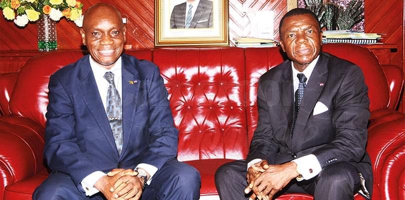Image : Coopération Cameroun-RCA: une concertation se prépare