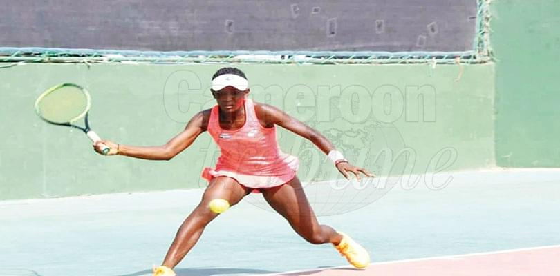 ITF Junior Tennis Tournament: Linda Eloundou Bags Home Silver