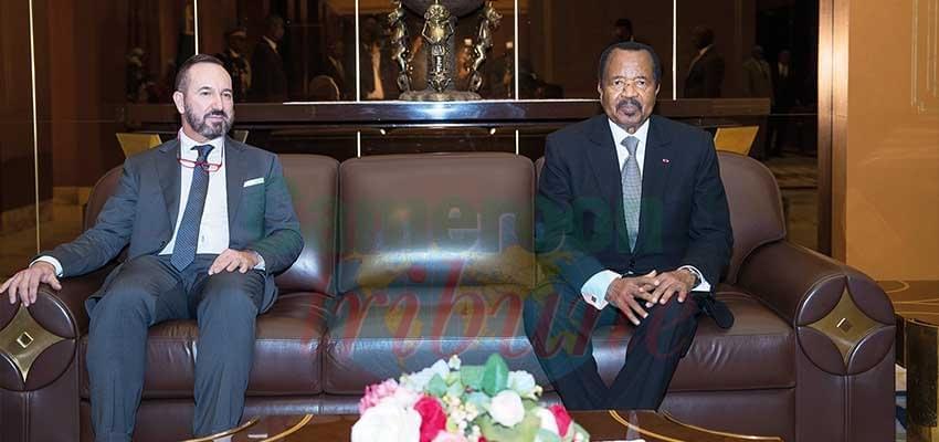 Image : Cameroun-Espagne: vision commune pour l'émergence