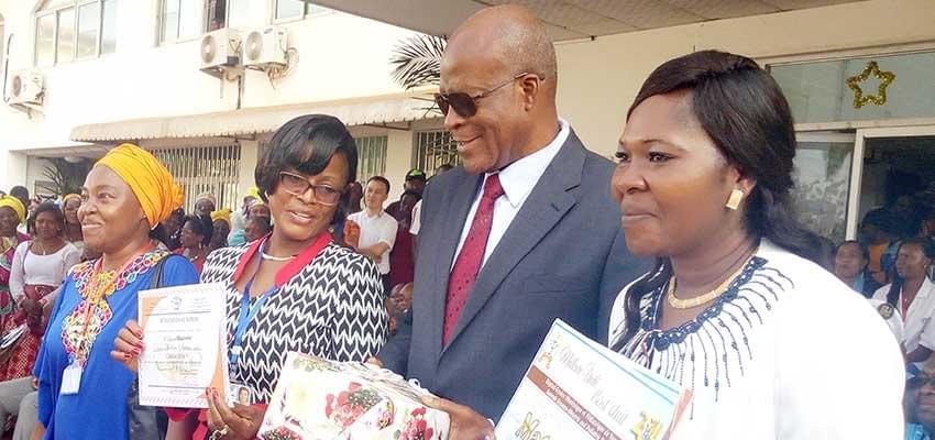 Image : Hôpital gyneco-obstétrique de Yaoundé: des primes pour les meilleurs