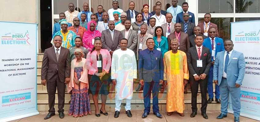 Legislative, Municipal Elections : ELECAM Prepares For Successful Organisation