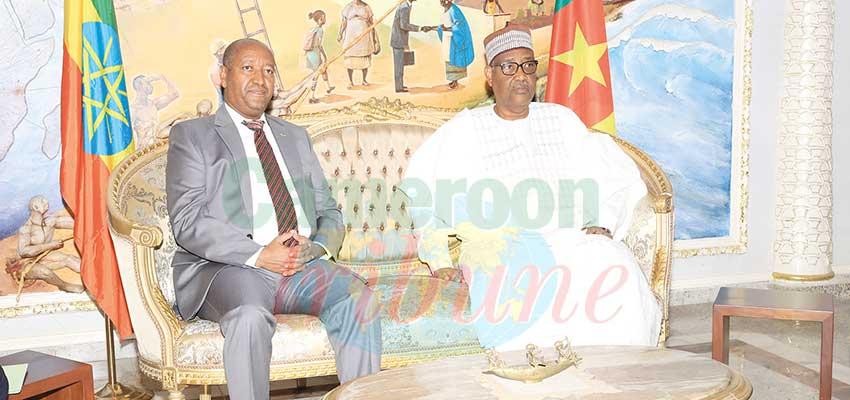 Cameroun-Ethiopie: un nouvel ambassadeur à Yaoundé