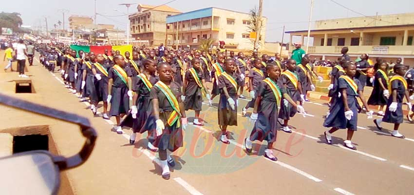 West: Youths Display Mark of Patriotism