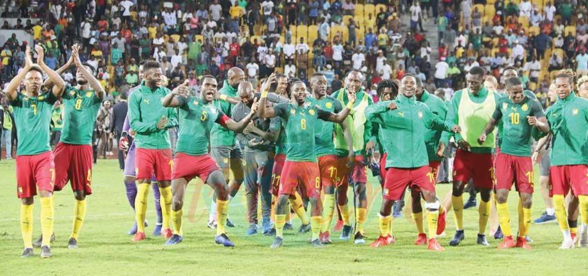 CAN Egypte: le Cameroun y sera !