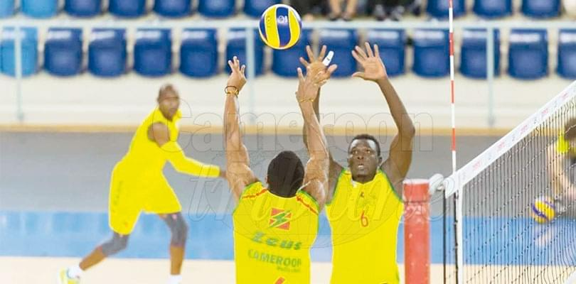 Image : Equipe nationale de volley-ball messieurs: reprise des entraînements en Pologne