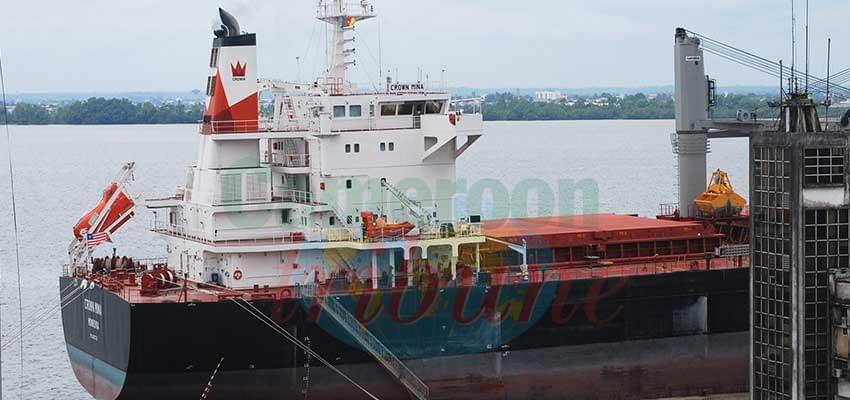 Port de Douala : le Terminal à conteneurs en régie
