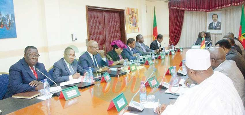National Dialogue : PM Dion Ngute Begins Consultations