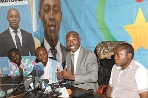 Image : Serge Espoire Matomba: le verdict du Conseil constitutionnel d'abord