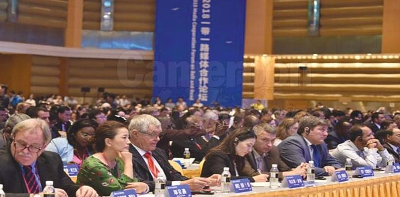 Image : Road And Belt Initiative: Media Cooperation Forum Opens In Hainan, China