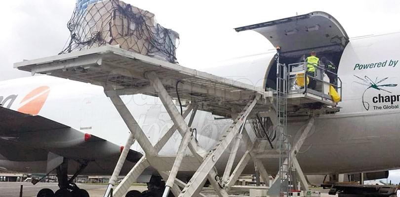 Image : CAN Total 2019: l'aéroport de Douala s'ajust