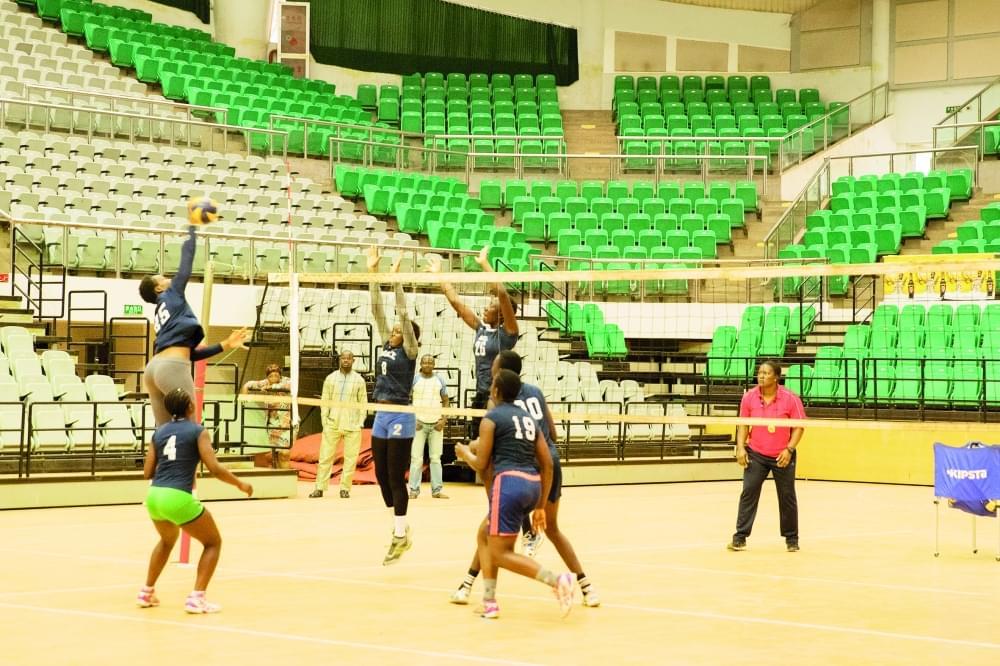 CAN de volleyball U20 dames: les Lionnes dans le dernier carré