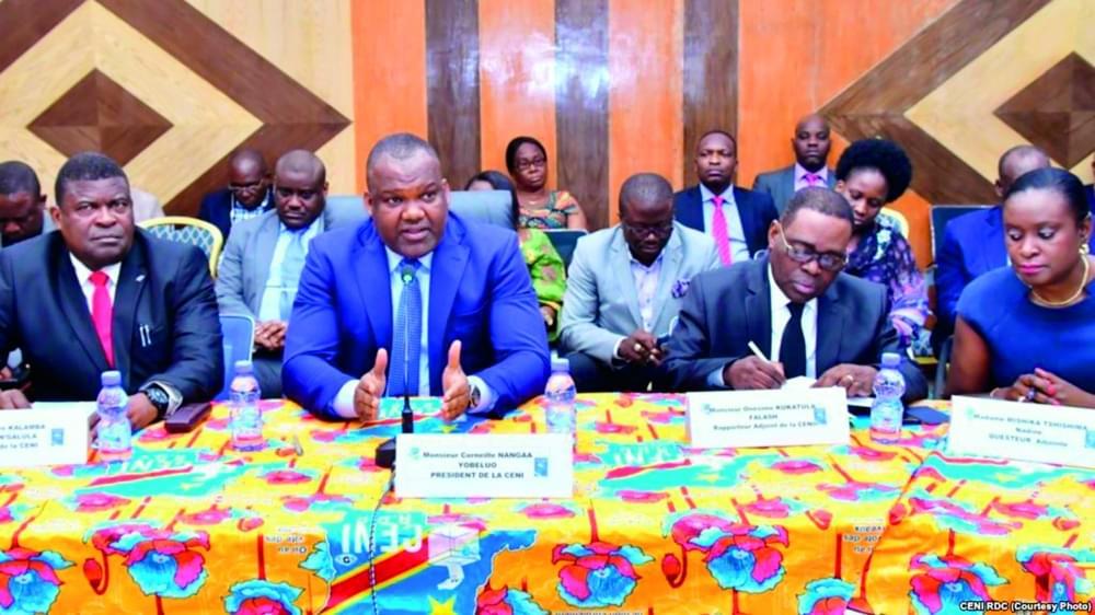 Image : Présidentielle en RDC: 19 candidatures retenues