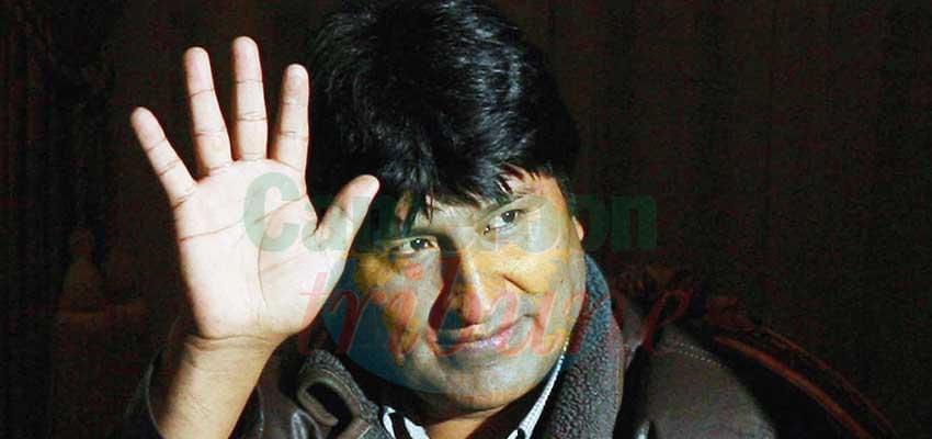 Bolivie : le pouvoir est vacant