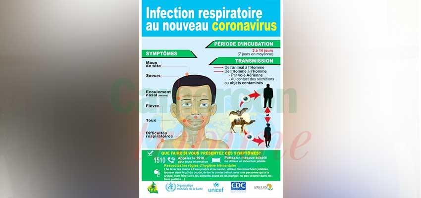 Coronavirus :  les symptômes qui doivent alerter