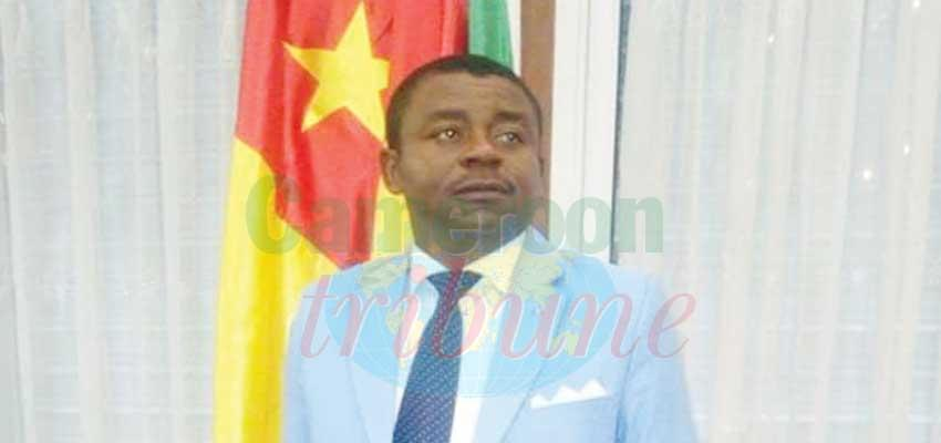 Communauté urbaine de Douala: le nouveau Sg en poste