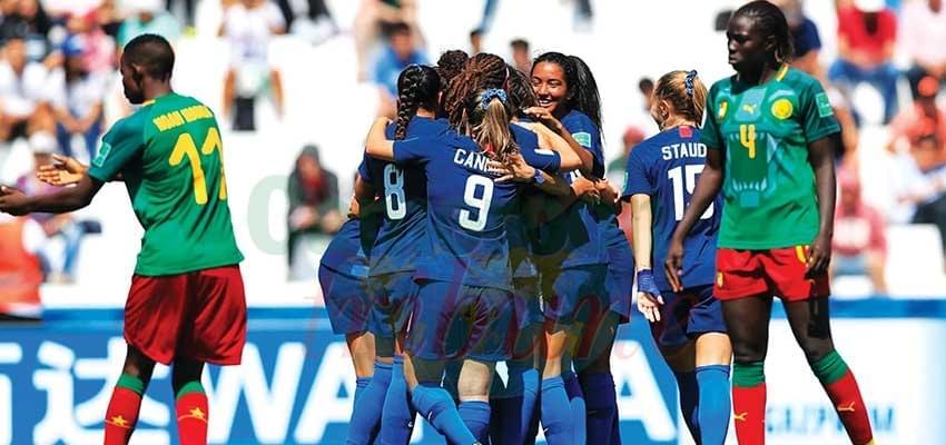 Image : Coupe du monde féminine U-17: le Cameroun dos au mur