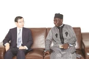 Image : Coopération Cameroun-Japon: de grands projets en perspective