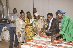 Image : Presidential Election: Chad's Elections Body Draws Inspiratio