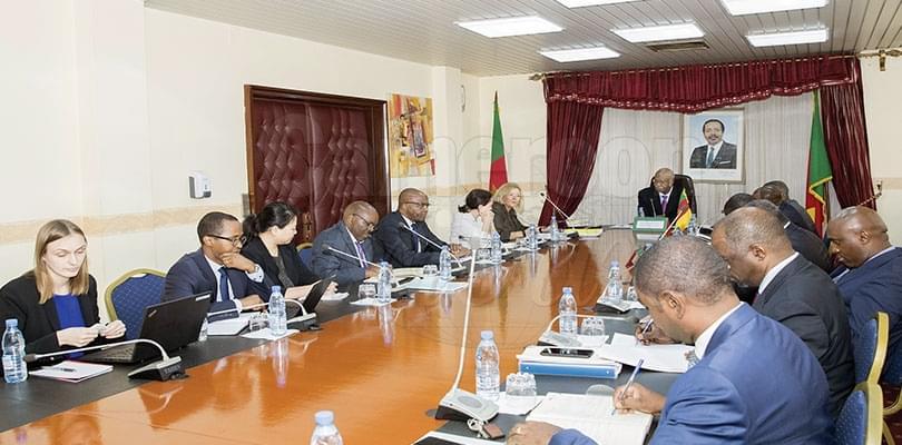 Image : Cameroun- FMI: décaissement attendu de 46 milliards de F