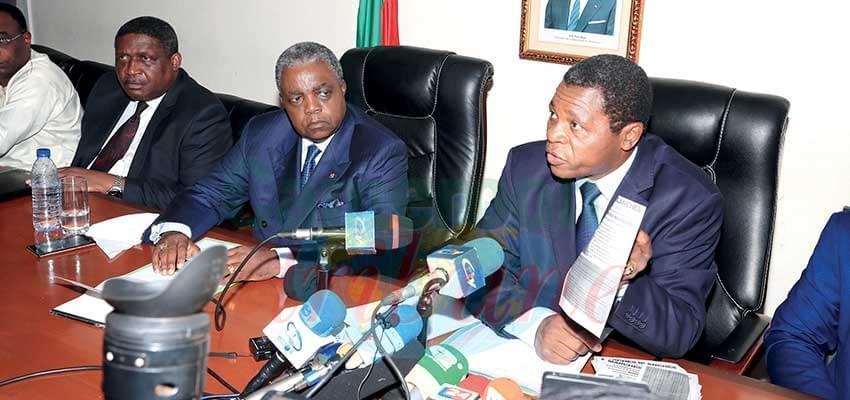 « Le gouvernement condamne ces manœuvres inadmissibles »